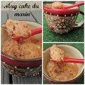 Mug cake du marin