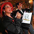 Soirée Gala Entreprise - Caricaturiste