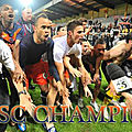Montpellier <b>Champion</b> de <b>France</b> 2011-2012 !!!