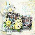 Easter Morgning - Kit by Ilonkas Scrapbook Designs