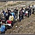 L'onu prévoit l'arrivée de 700 000 migrants en europe via la méditerranée en 2015