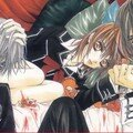 [manga review] vampire knight