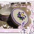 Boite Fleur blog