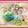 8 Mars, <b>journée</b> <b>internationale</b> de la <b>femme</b>