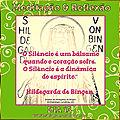 DIA 13 - 17 DIAS DE MEDITAÇÃO & REFLEXÃO COM SANTA HILDEGARDA DE BINGEN