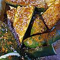 courgettes à la <b>marocaine</b>