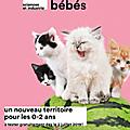 [<b>activités</b> <b>enfant</b>] Eveil de bébé à la cité des bébés