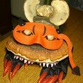 Halloween : champignons et ronds de sorcière