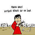 Manuel valls et les roms