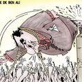 La révolution tunisienne selon les caricaturistes (2)