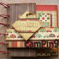 mini album camping 09/02/09
