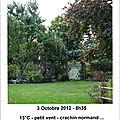 Une année à la ferme # 138 - Octobre 2012