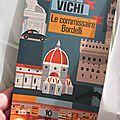 Le Commissaire Bordelli, de Marco Vichi