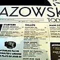 Meilleur burger de paris, plutôt déçue par le razowski's