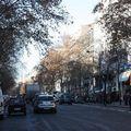 Les grands boulevards à la porte saint mart