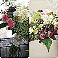 créations florales pour votre mariage
