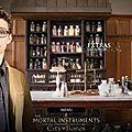 Mortal Instruments movie Simon