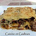Lasagnes à la bolognaise de belle tradition selon périco légasse