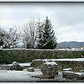 Ruines romaines Izernore (Ain)