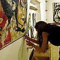 Installation de Marina
