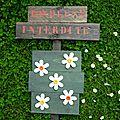 Pancarte récup jardin 5 lilybouticlou