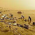 Ghat - Varanasi
