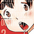 Dead dead demon's dededede destruction, tome 2 d'inio asano