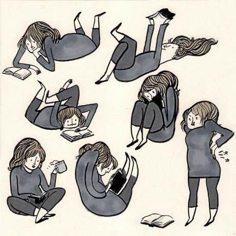 Reading Yoga