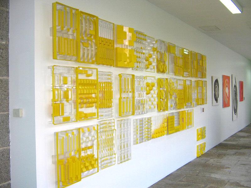 2ème Biennale Armoricaine d'Art Vivant Contemporain 2007