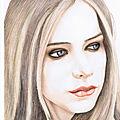 <b>Avril</b> Lavigne
