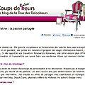 Article presse : rue des relookeurs