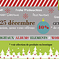 *sales* merry christmas @ digital crea