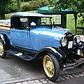 FORD Model A roadster pick-up 1928 Baden Baden (1)
