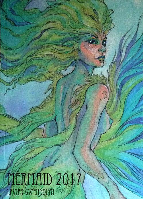 Mermaid 2017 Zibidulle - couverture