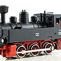 Déboires avec une locomotive à vapeur [<b>décodeur</b> TAMS]