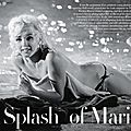 The Lost Marilyn Monroe Nudes in June's Vanity Fair