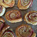 Roulrouls jambon gruyère de sophie dudemaine