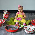 la poterie en couleur