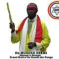 Video de la destruction du rond point construit par le depute national ne muanda nsemi et chef spirituel de bundu dia kongo