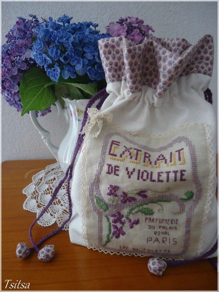 Extrait de Violette