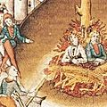 Paris 1750 dernier bûcher pour crime d'homosexualité.