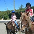 mes 2 amours. ete 2007.