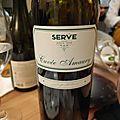 Roumanie : SERVE cuvée Amaury 2017, Domaine Madeloc : Tremadoc 2016, et Vaudoisey-Berget Volnay Les Mitans <b>2010</b>