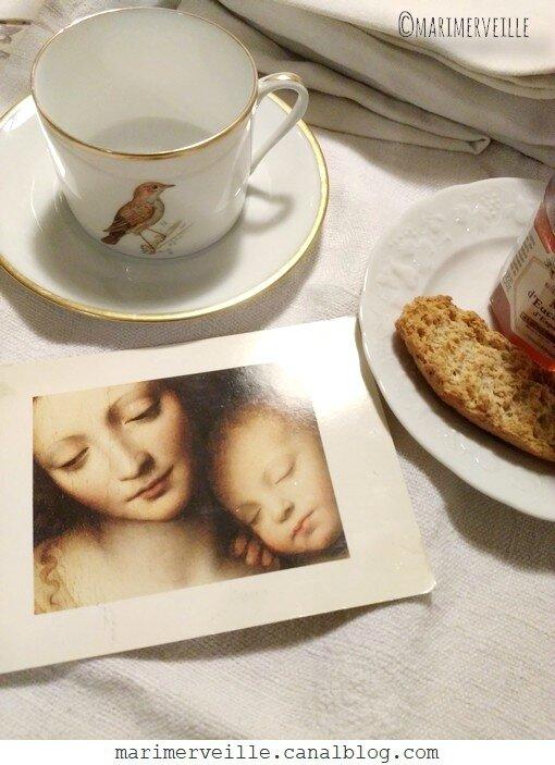 rituel du matin - petit déjeuner - marimerveille