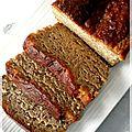 Cake moellissimo à la mangue (sans gluten)