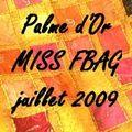 Election de miss fbag juillet 2009 !