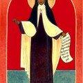 Icône de Sainte Thérèse d'Avila