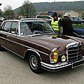 Mercedes benz 280 se, 1971