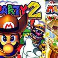 Mario party ds et mario party 2, réédités dès cette semaine sur wii u