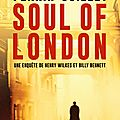 Soul of london de gaëlle perrin-guillet